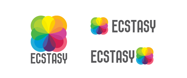 Esctasy logo LO11OG // Logos collection