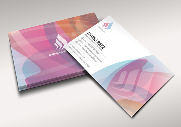 Heavenly Land Creative Business Card