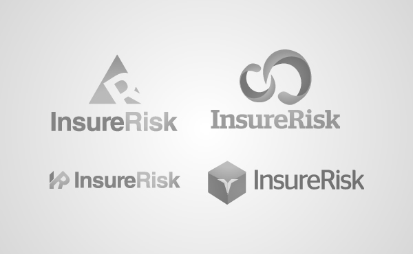 InsureRisk Corporate identity // Branding
