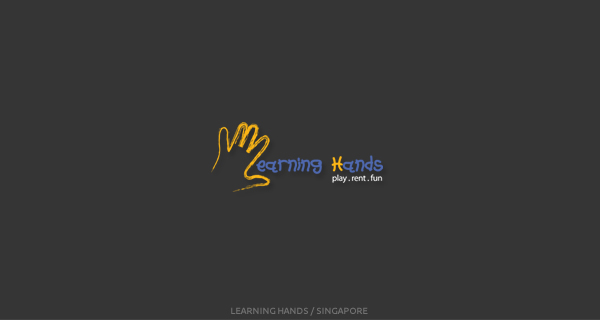 Logo design vol 1 - Learning Hands Logo