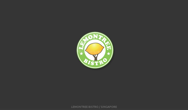 Logo design vol 1 - Lemontree bistro Logo