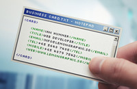 Notepad-programmer-business-card-design-psd-Thumbnail