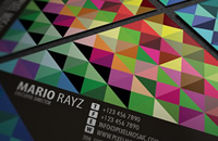 Pixel-Mosaic-Business-Card-Design-Thumbnail