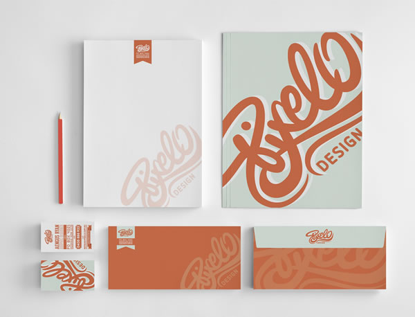 Pixelo corporate identity branding project