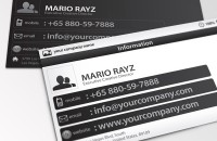 iphone_minimalistic_profile_business_card01