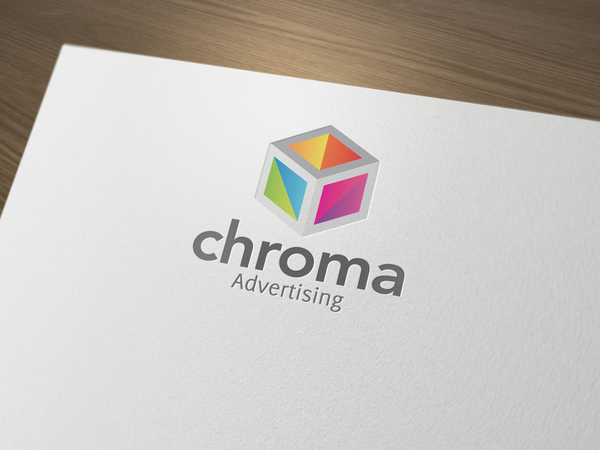 Chroma logo LO11OG // Logos collection
