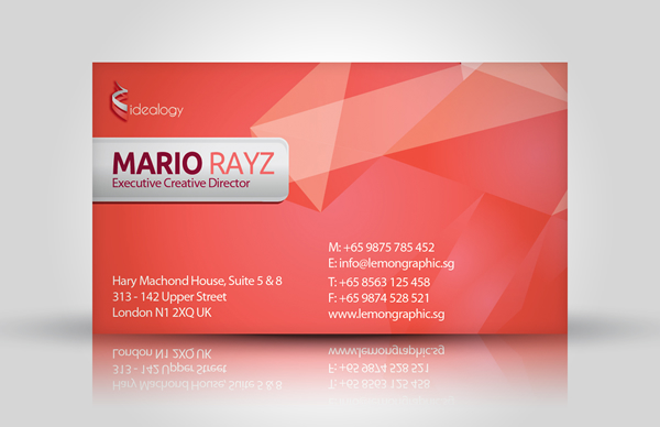 idealogy Corporate Business Card