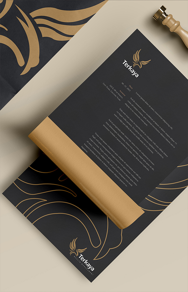 Terkaya wealth management branding
